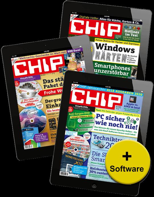 CHIP Technik-Flat XL