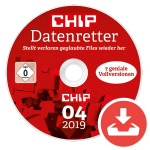 CHIP Heft-DVD 04/19 Download
