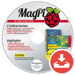 MagPi Heft-DVD 02/19 Download