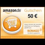50€ Amazon.de Gutschein