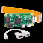 Raspberry Pi Zero W + Kabelset