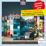 CHIP FOTO-VIDEO Heft-DVD 02/19