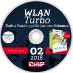 CHIP Themen-DVD 02/18