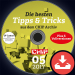 CHIP Heft-DVD 05/17 Download