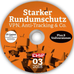 CHIP Heft-DVD 03/18