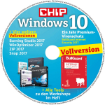 Windows 10 Heft-DVD