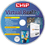 Virtual Reality Heft-DVD
