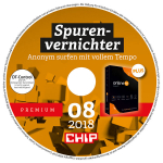 CHIP Themen-DVD 08/18