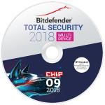 CHIP Heft-DVD 09/18