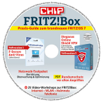 FRITZ!Box 2018 Heft-DVD