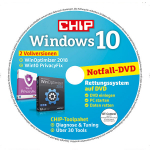 Windows 10 2018 Heft-DVD