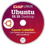 Linux 2018 Heft-DVD