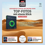 CHIP FOTO-VIDEO Heft-DVD 11/19