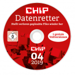 CHIP Heft-DVD 04/19