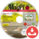 MagPi Heft-DVD 03/17 Download