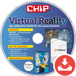 Virtual Reality Heft-DVD Download