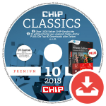 CHIP Jubiläums-Themen-DVD 10/18 Download