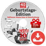 CHIP Jubiläums-Heft-DVD 10/18 Download