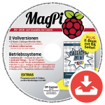 MagPi Heft-DVD 05/18 Download