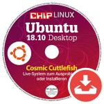Linux 2018 Heft-DVD Download