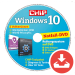 Windows 10 2018 Heft-DVD Download