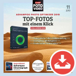 CHIP FOTO-VIDEO Heft-DVD 11/19 Download