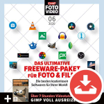 CHIP FOTO-VIDEO Heft-DVD 06/20 Download