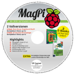 MagPi Heft-DVD 05/19