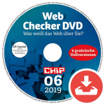 CHIP Heft-DVD 06/19 Download