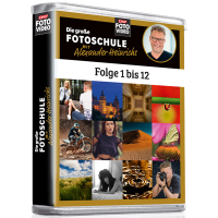 Die große FOTOSCHULE mit Alexander Heinrichs – Exklusive Jahres-Edition