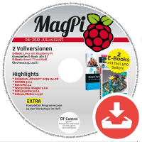 MagPi Heft-DVD 04/19 Download