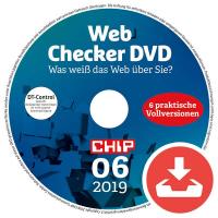 CHIP Heft-DVD 06/19 Download