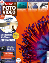 CHIP FOTO-VIDEO mit DVD 04/19