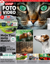 CHIP FOTO-VIDEO mit DVD 10/19