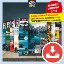 CHIP FOTO-VIDEO Heft-DVD 02/19 Download