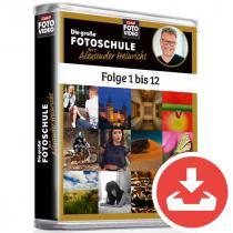 Die große FOTOSCHULE mit Alexander Heinrichs – Exklusive Jahres-Edition-Download