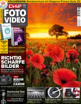 CHIP FOTO-VIDEO mit DVD Geschenkabo