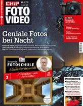 CHIP FOTO-VIDEO mit DVD 03/18