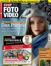 CHIP FOTO-VIDEO mit DVD 04/18