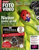 CHIP FOTO-VIDEO mit DVD 05/18