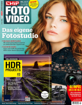 CHIP FOTO-VIDEO mit DVD 01/17
