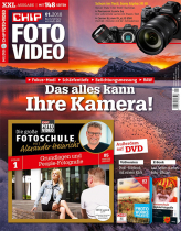 CHIP FOTO-VIDEO mit DVD 01/18