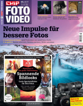 CHIP FOTO-VIDEO mit DVD 03/17