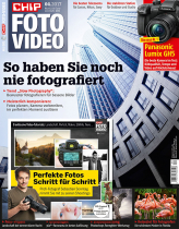 CHIP FOTO-VIDEO mit DVD 04/17