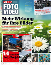 CHIP FOTO-VIDEO mit DVD 05/17