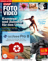 CHIP FOTO-VIDEO mit DVD 07/17
