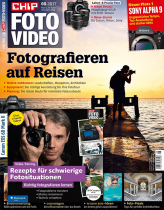 CHIP FOTO-VIDEO mit DVD 08/17