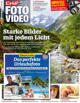 CHIP FOTO-VIDEO mit DVD 09/17