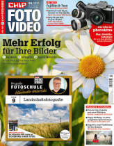 CHIP FOTO-VIDEO mit DVD 09/18