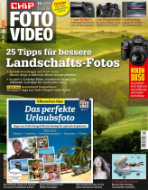 CHIP FOTO-VIDEO mit DVD 10/17